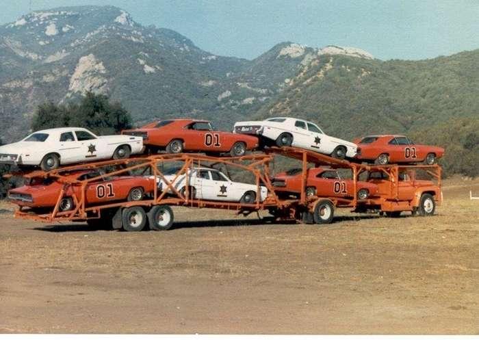 Cinema Vehicle Services - автомобили для голливудских фильмов