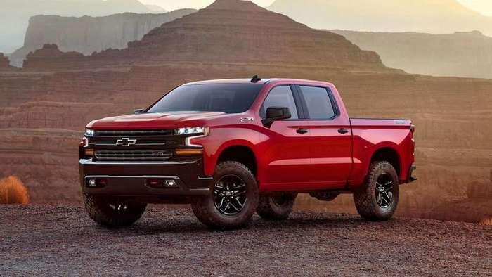 Компания Chevrolet серьезно обновила пикап Silverado - ФОТО
