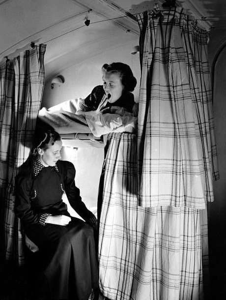 Гламурный мир роскошных гидросамолетов 1930-х: китайский фарфор, гардеробные, номера для молодоженов