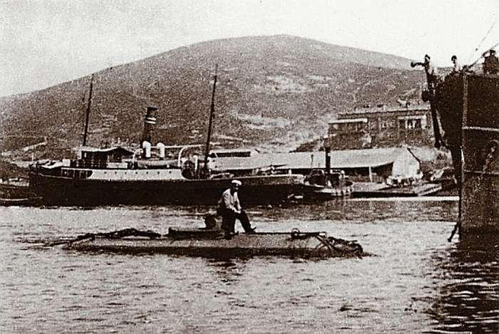Подводная лодка -Порт-Артурец-