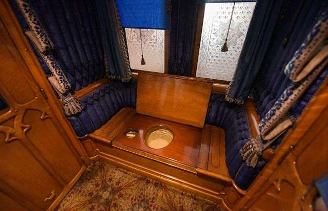 Поезд королевы Великобритании Виктории