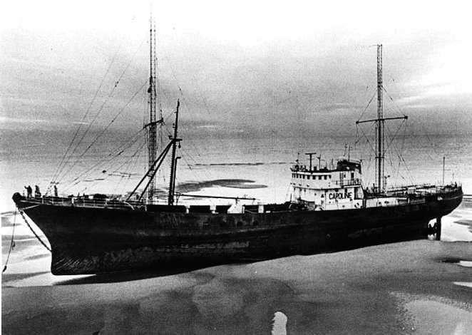 Великий пожиратель кораблей - Пески Гудвина