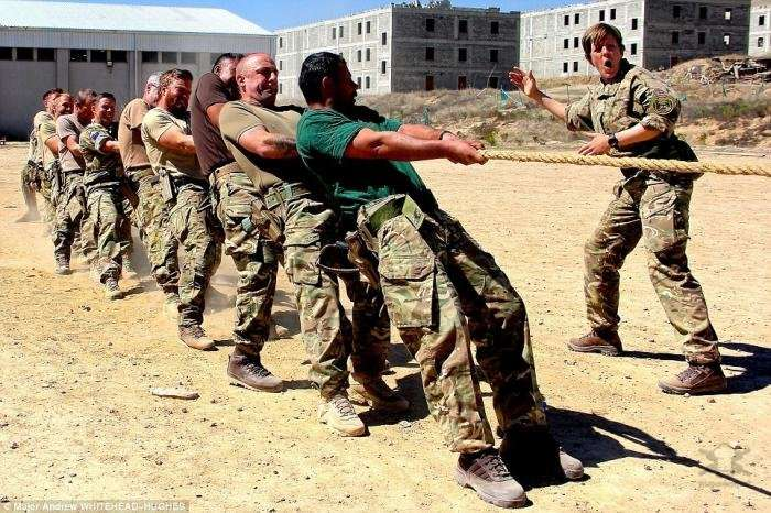 Британский конкурс военной фотографии