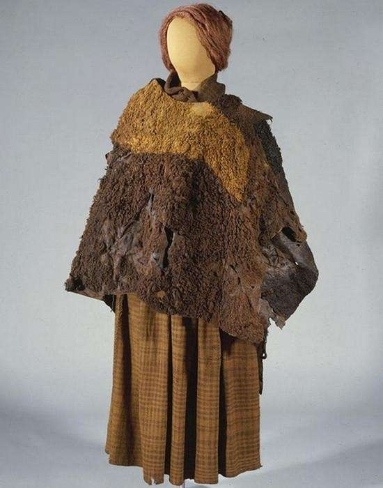 Чудом сохранившиеся предметы одежды древних времен
