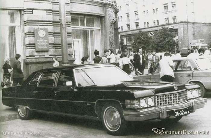 Первые иномарки в СССР