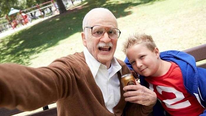 Дедушка плохому не научит