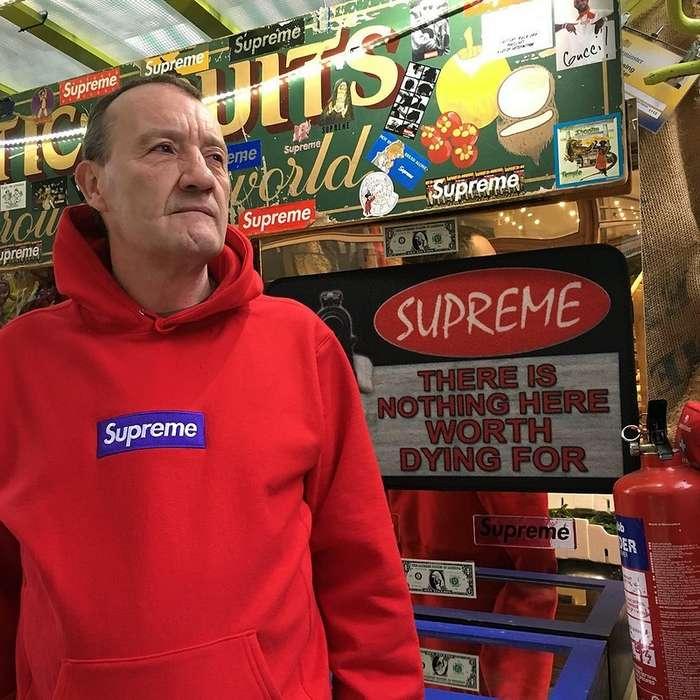 Как обычный лондонский продавец фруктов стал иконой стиля