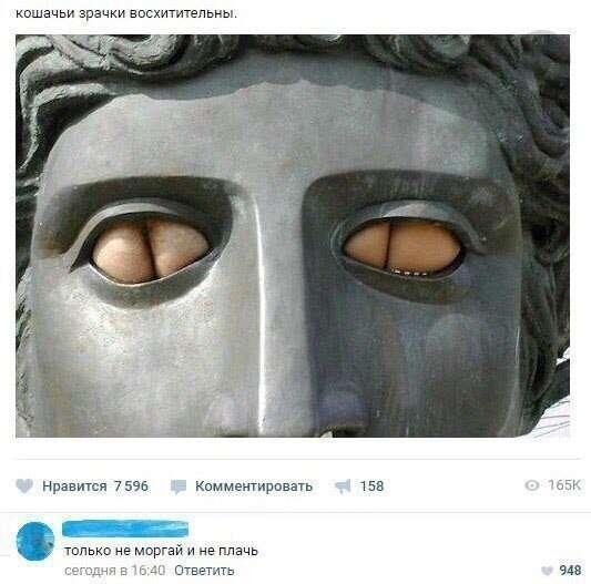 Смешные и пугающие комментарии из соцсетей