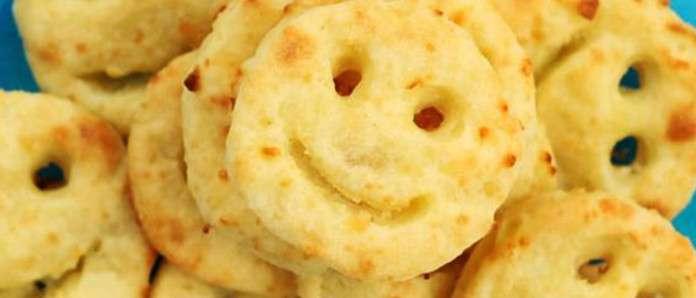 Картошка-улыбашка