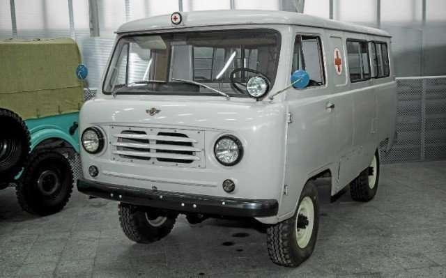 УАЗы, которых вы никогда не видели: тайны Ульяновского автозавода
