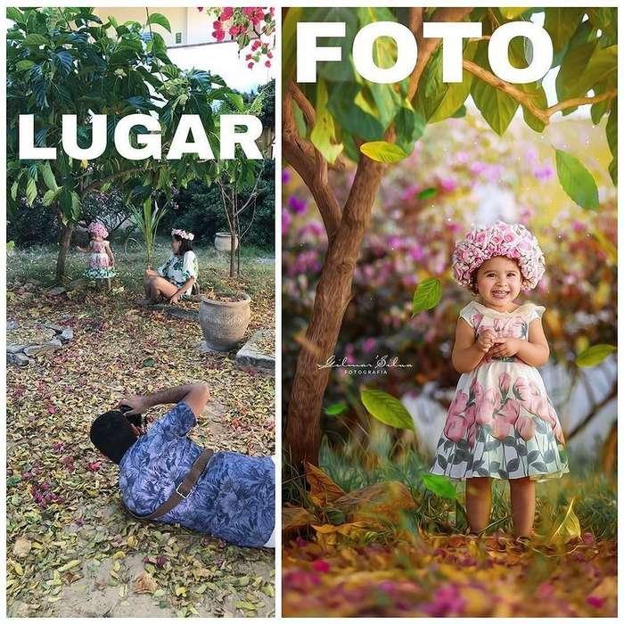 Фотограф показал, что на самом деле стоит за глянцевыми семейными снимками