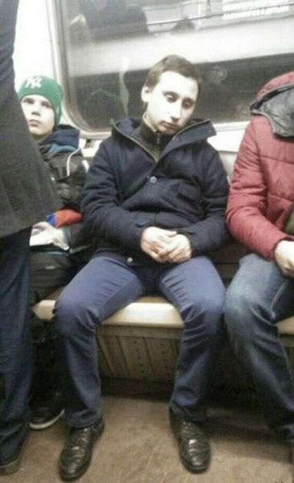 Странные и забавные фото из России