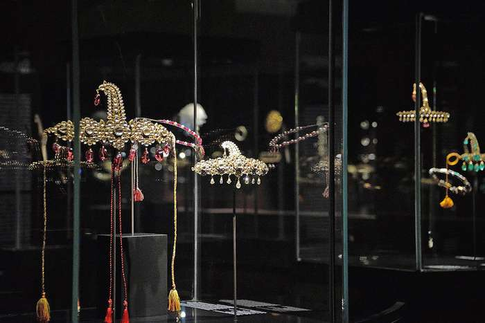 Год в мире искусства начинается с краж. Драгоценности, украденные с выставки в Венеции