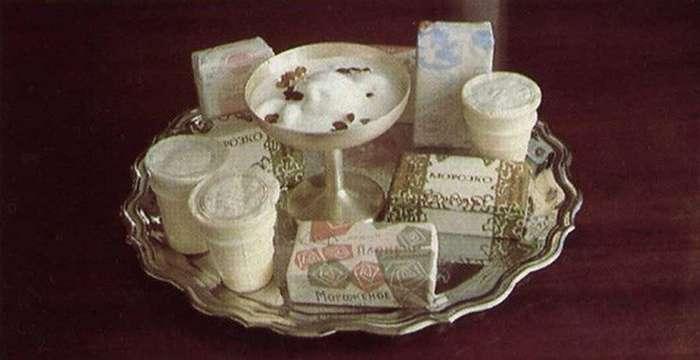 Вкусняшки из советского детства