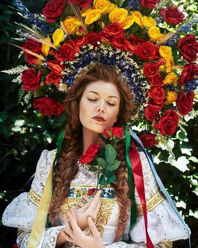 Потрясающие работы фотохудожницы, превращающей девушек в сказочных принцесс