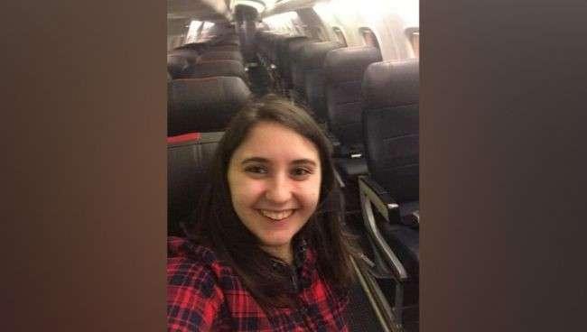 Американка оказалась единственной пассажиркой на рейсе из-за ошибки