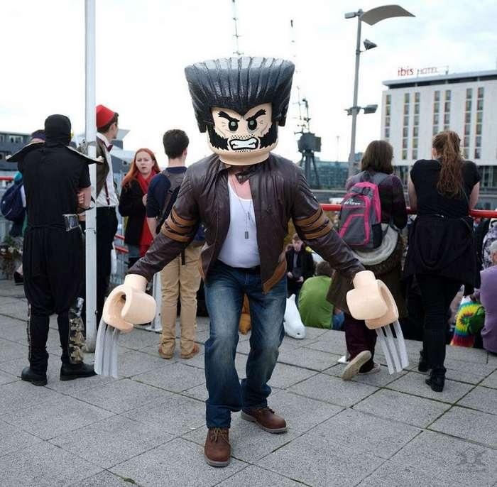 Comic Con в Лондоне