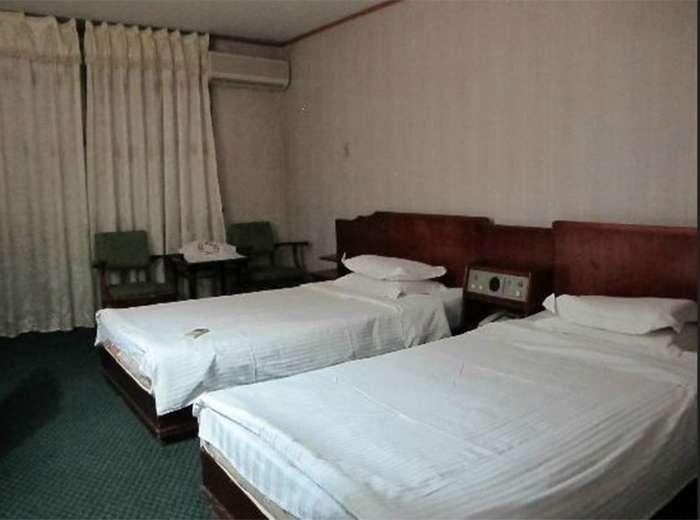 Туристы называют этот северокорейский отель тюрьмой, несмотря на его шестизвездочный рейтинг