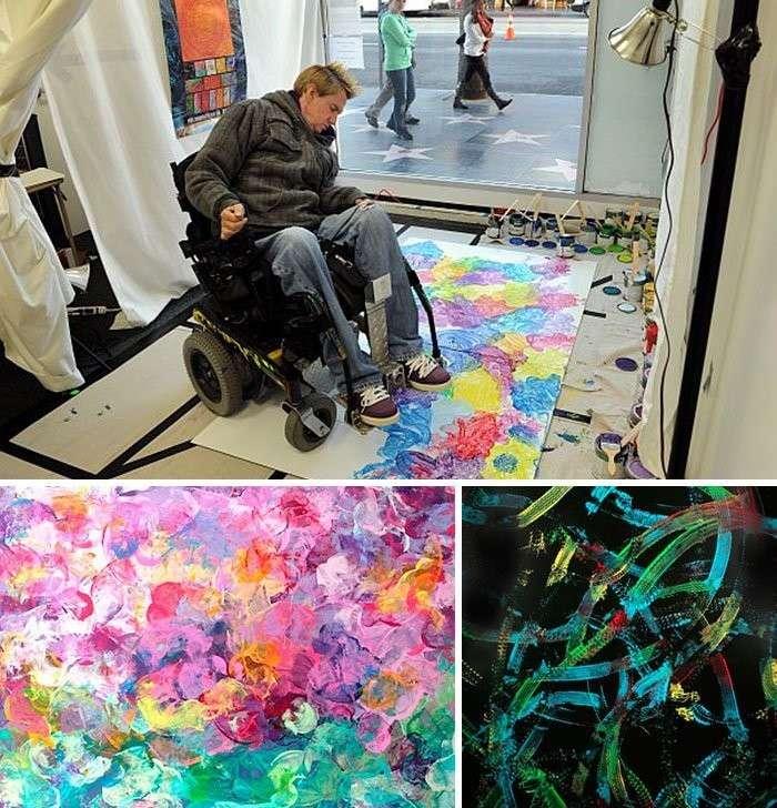 30 творческих людей, доказавших, что инвалидность - не помеха таланту