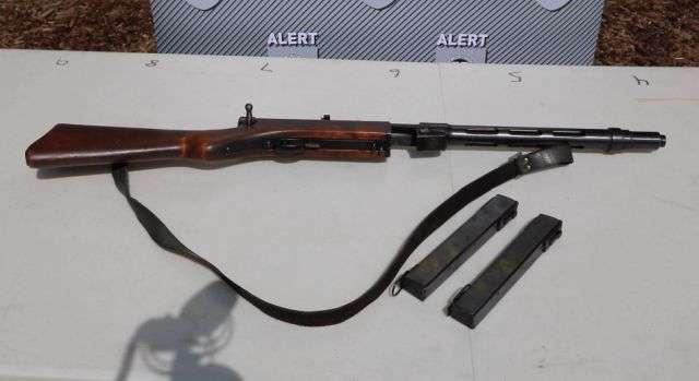 Кустарные пистолеты-пулеметы MAC-11 стали популярным оружием преступного мира