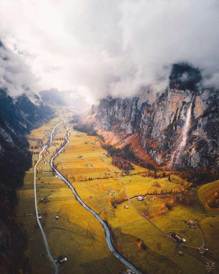 Бесподобные фотографии нашей планеты от фотографа Джорданом Хаммондом (Jordan Hammond)