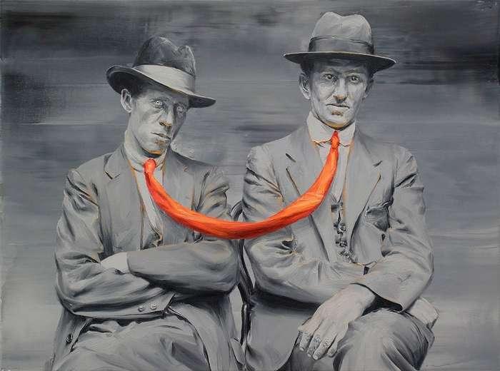 Неупорядоченная нормальность: сюрреалистические картины Пако Помета