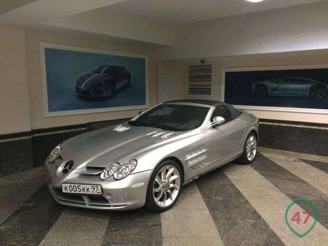 Коллекция автомобилей министра образования Дагестана