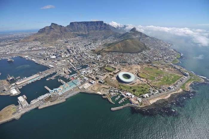 Когда белый человек перестает нести свое бремя. Кейптаун и его катастрофа…