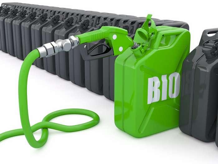 Чудеса биотоплива