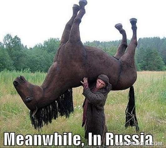 Кто, как и почему смеется над россиянами