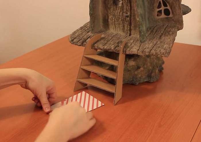 Инструкция: как построить волшебный домик из мусора
