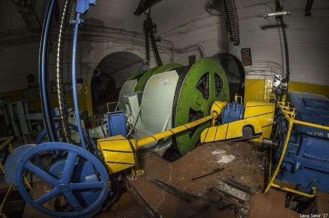 Глубина тайн России: забытое хранилище зерновых культур
