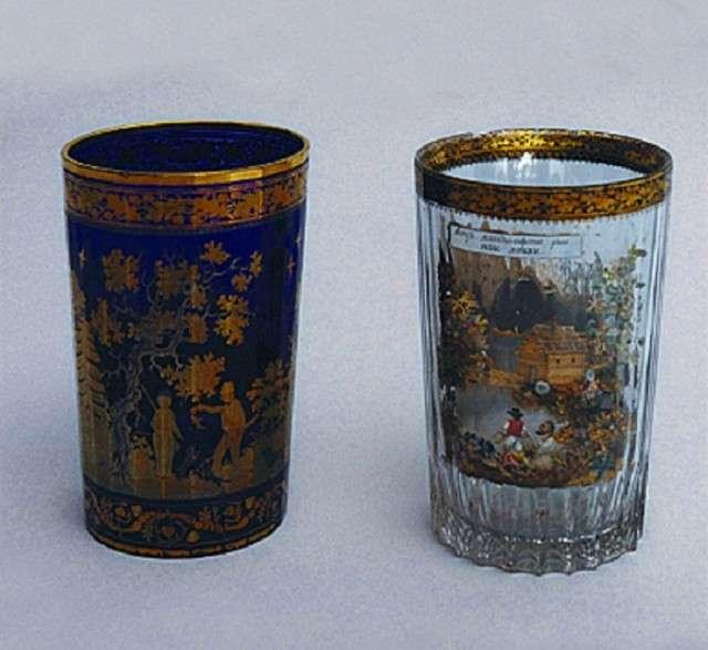 Знаменитые стаканы крепостного Вершинина