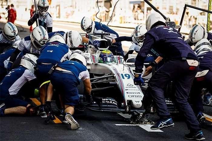 Быстрее двух секунд. Как проходит пит-стоп в Формуле-1?