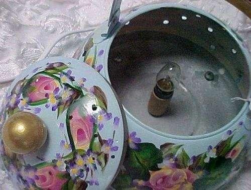 15 фантастических идей использования старого советского чайника