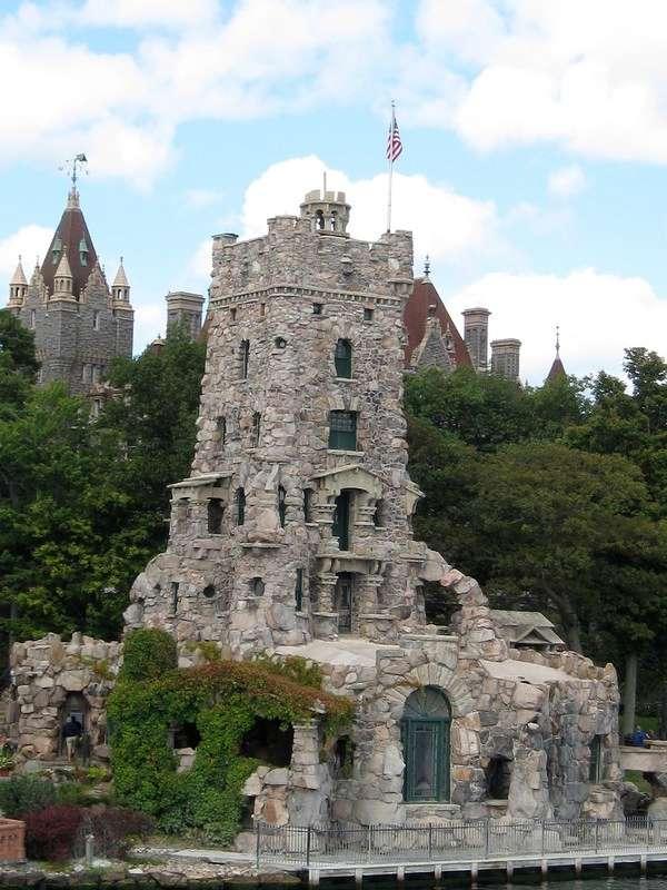 Замок Болдт на острове Сердца