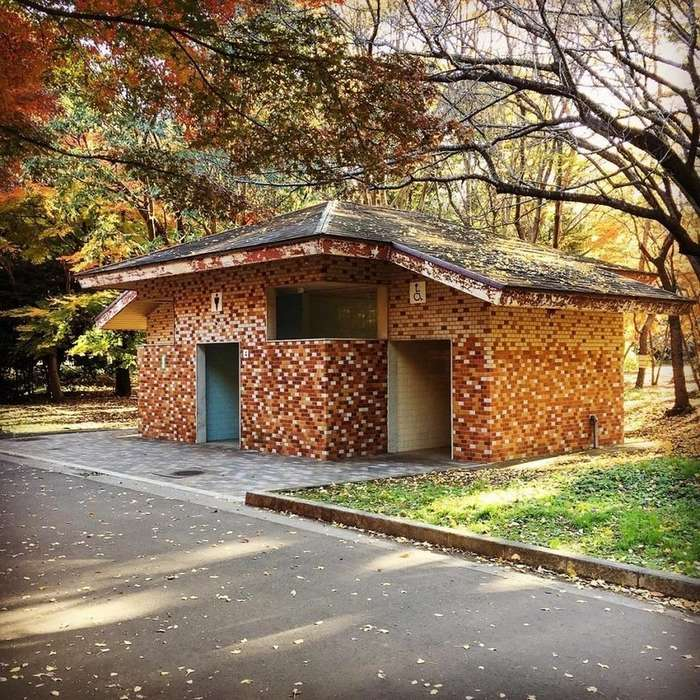 Японские общественные туалеты как произведения искусства