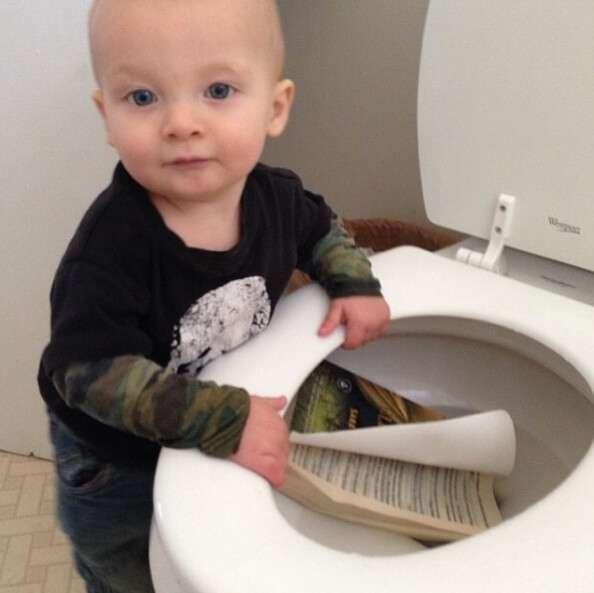 Эти фото окончательно доказывают, что дети способны на всё