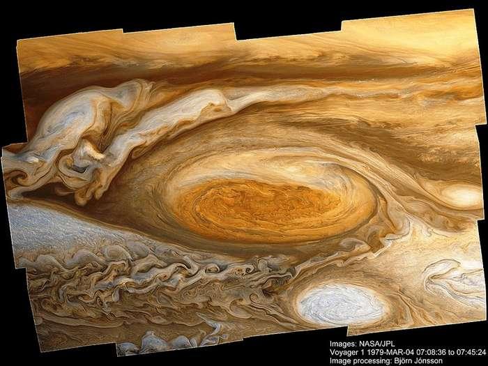 Что будет, если человек попытается высадиться на Юпитер
