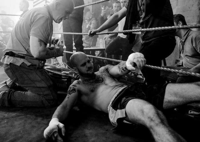 Кровавый спорт: подпольный мир кулачных боёв Великобритании