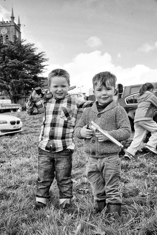 Ирландские кочевники на снимках Джейми Джонсон