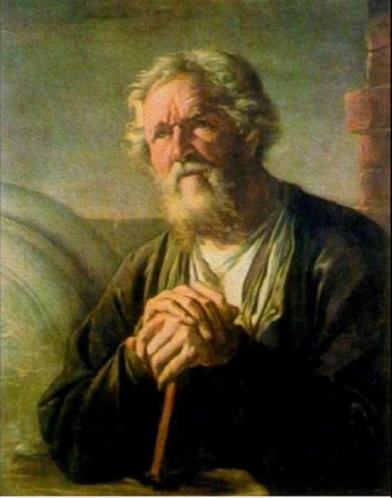 Колонных дел мастер Самсон Суханов, благодаря которому появились каменные чудеса Санкт-Петербурга