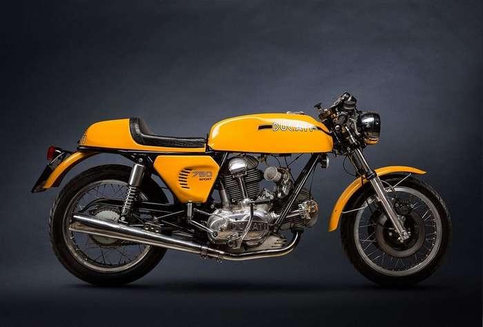 Классические мотоциклы в фотографиях Пола Клифтона
