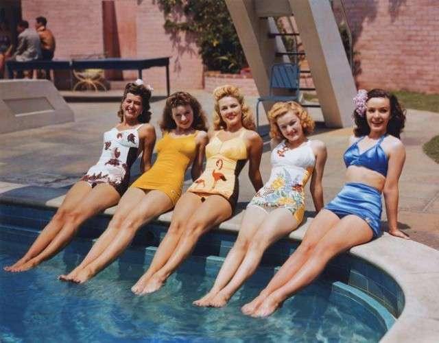 Фотографии модников 20-70-ых годов, глядя на которых ваша одежда покажется вам кучей тряпок