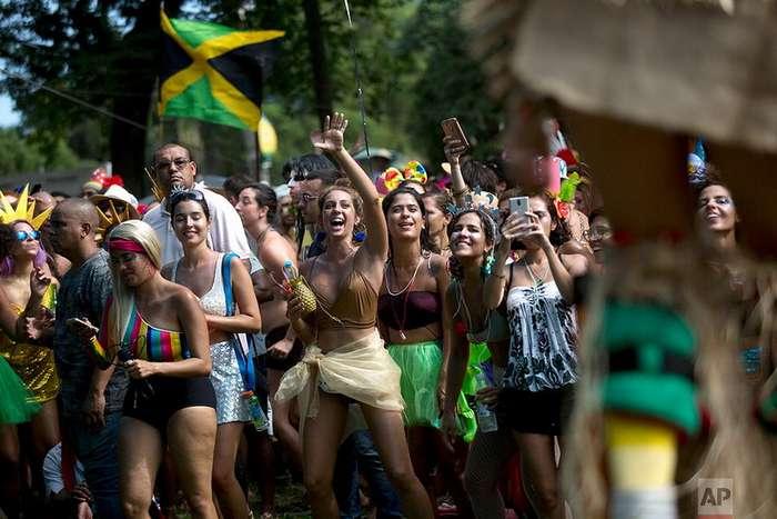 Февральские фото из Латинской Америки