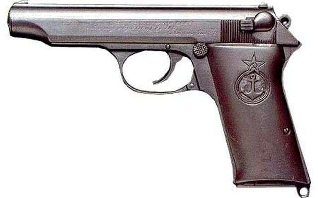 Неизвестный пистолет Великой Отечественной