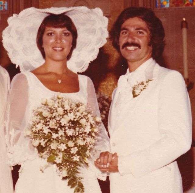 Свадебные фото звезд