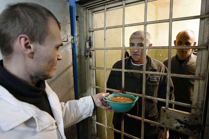 Как кормили перед смертной казнью в СССР