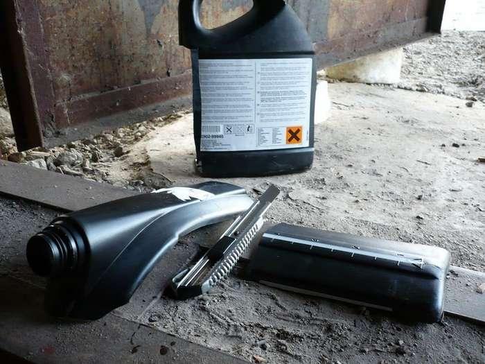 Закончилось моторное масло? Не спешите выбрасывать канистру