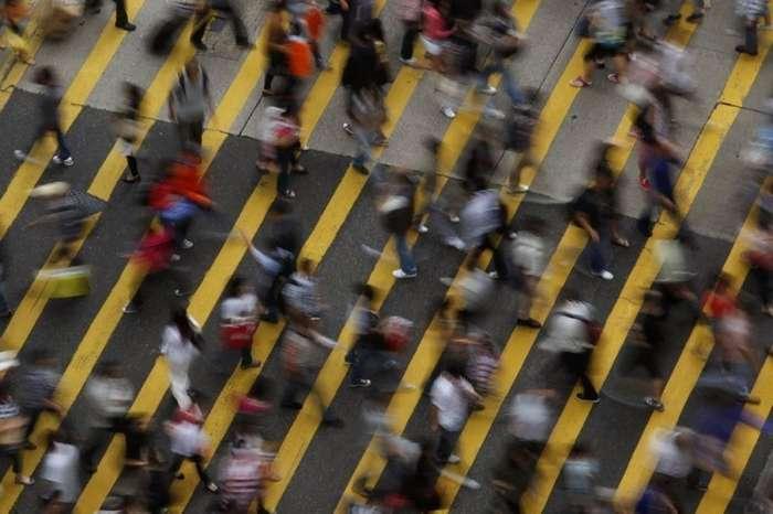 20 фото многолюдных мест, после которых наши -толпы- и -пробки- покажутся раем